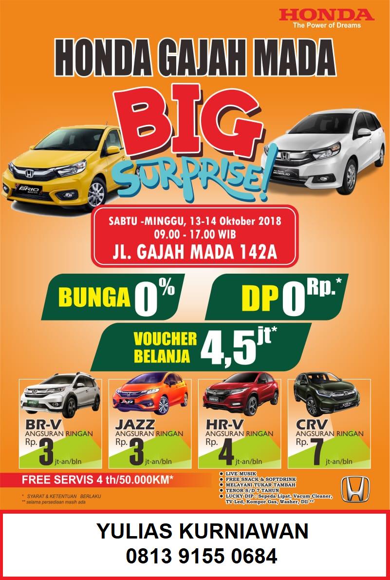 Promo Honda Semarang
